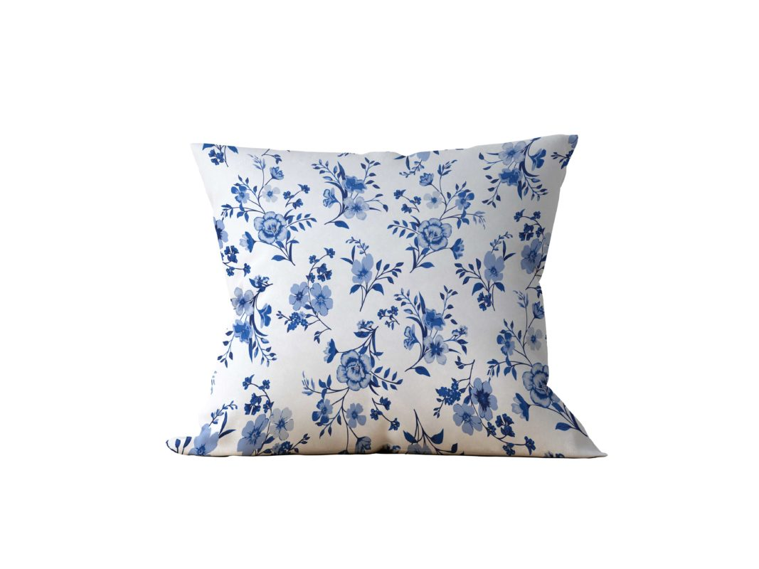 Almofada Decorativa Flor Delicatesse - 45x45