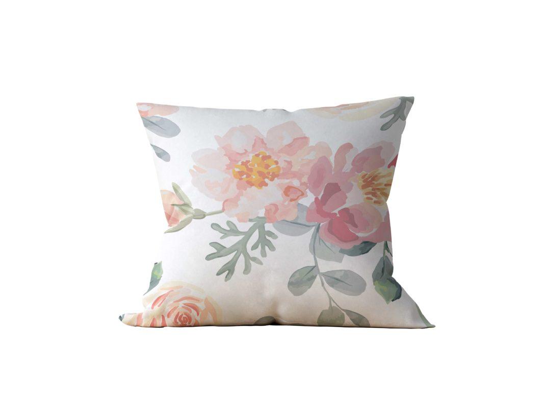 Almofada Decorativa Flor in Nature - 45x45