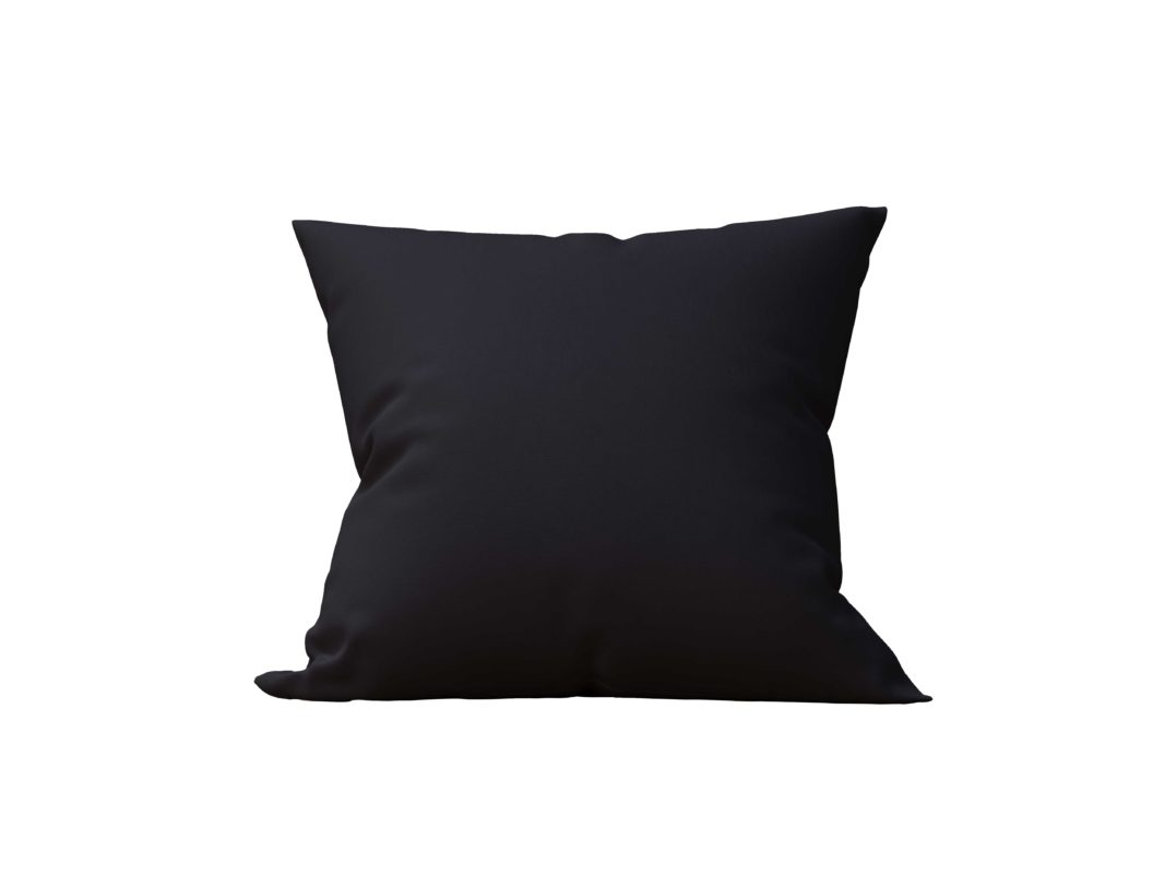 Almofada Decorativa Full Black - 45x45