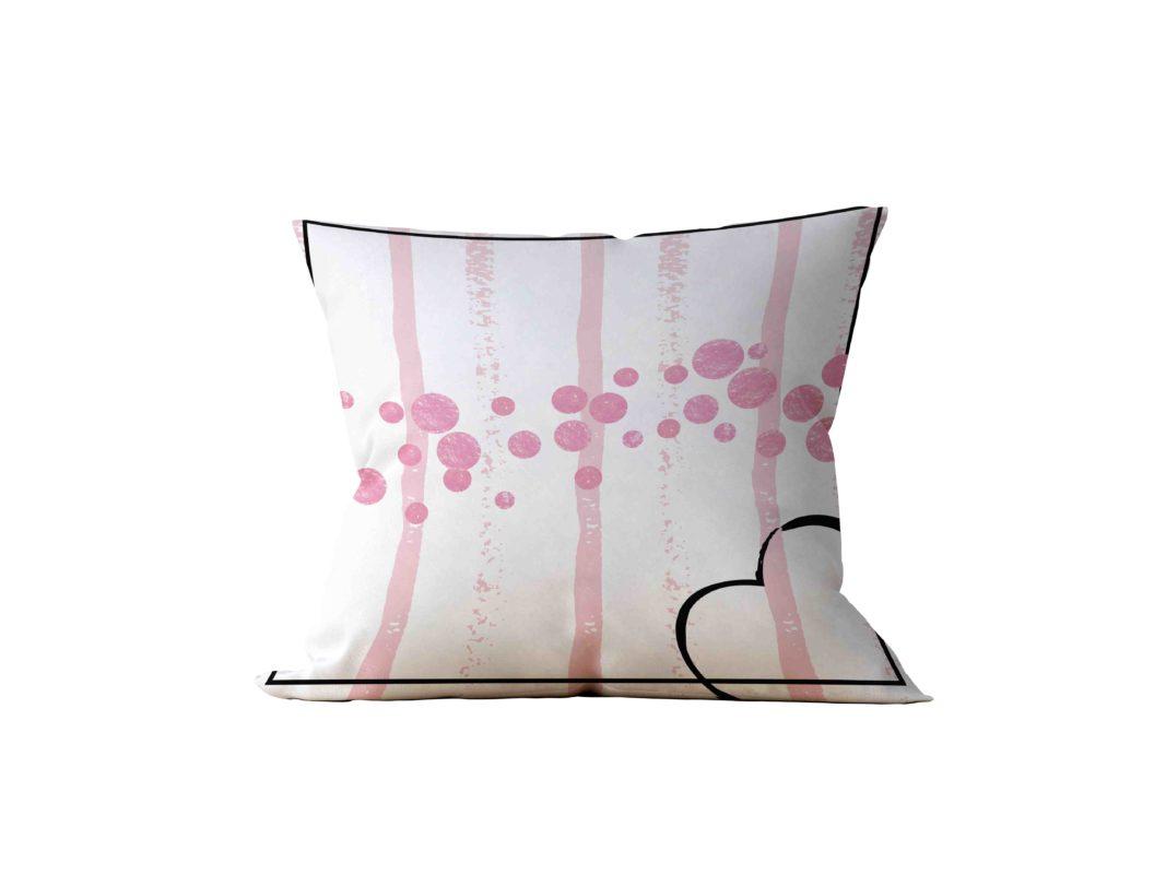 Almofada Decorativa MyHeart - 45x45