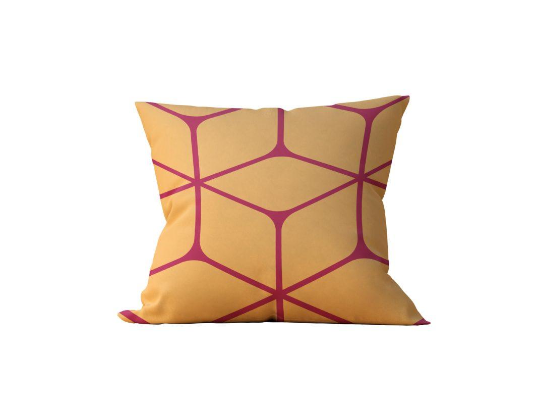 Almofada Decorativa Metry - 45x45