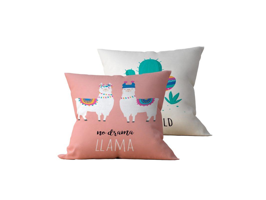 Kit: 2 Almofadas Decorativas Allama - 45x45